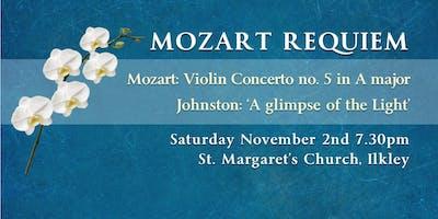 Concert: Mozart Requiem and Violin Concerto no 5 in A