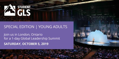 Young Adult Global Leadership Summit tickets