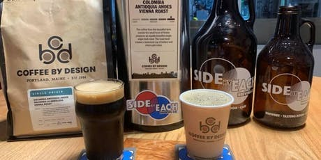September Guided Tasting - Coffee & Beer tickets