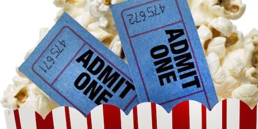 Senior Circle Movie Monday $6.50 October 21st 10:00am