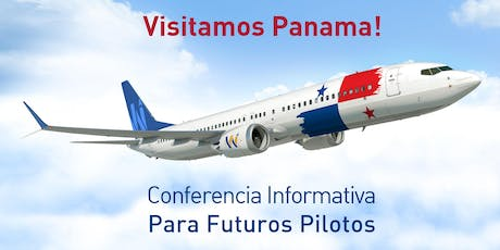 Conferencia Wayman Aviation Academy Panama entradas