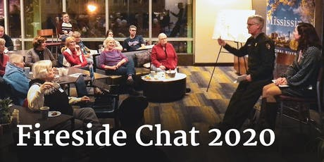 Fireside Chat 2020 tickets