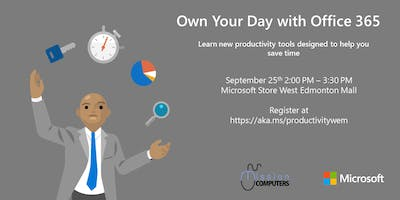 Own Your Day with Office 365