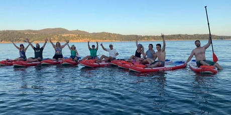 Mini SUP Adventure Folsom Lake tickets