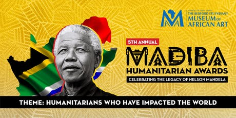 5th Annual Madiba Humanitarian Awards Ceremony tickets