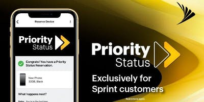 iPhone Pre-Order with Priority status and VIP setup