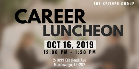 The Keitner Group - Career Luncheon tickets