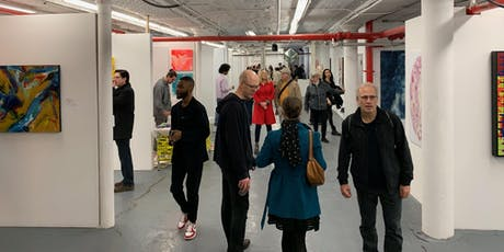 "NYAFAIR ""TriBeCa's Contemporary Art Fair"" VIP Preview Reception Oct 3 6-9PM tickets"