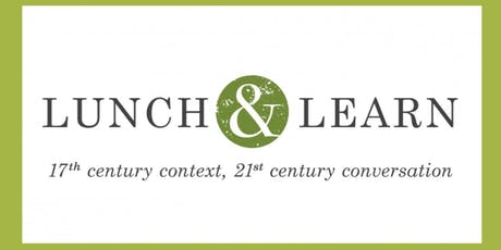 Lunch & Learn: The History of Thanksgiving tickets