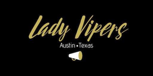 Austin Lady Vipers Prep Classes