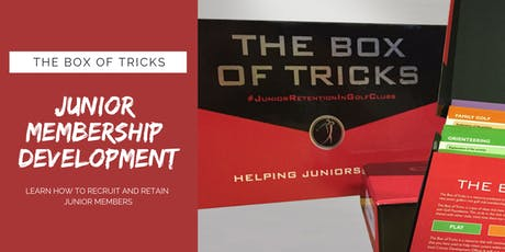 Junior Membership Development - Box Of Tricks tickets
