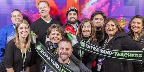 Extra Yard For Teachers Summit 2020 tickets