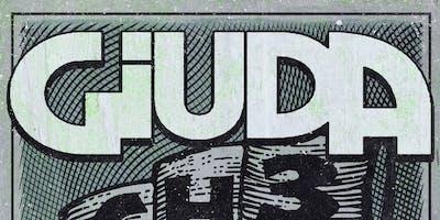 Giuda + Channel 3 + Cheap Tissue + Transistor