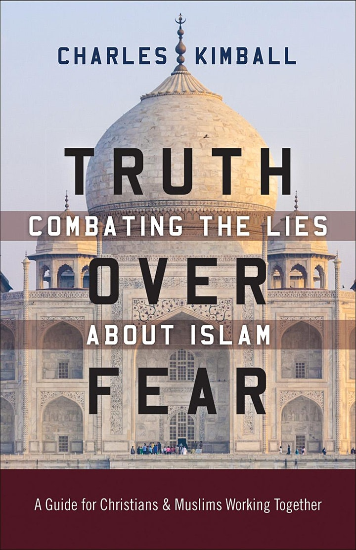 DIALOG MATTERS:  Truth  Over Fear, Combating The Lies About Islam image