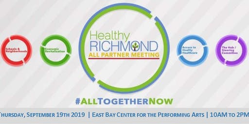Healthy Richmond All Partner Convening