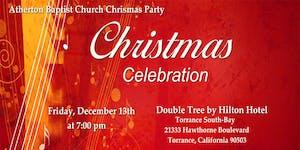 Atherton Baptist Church Christmas Party
