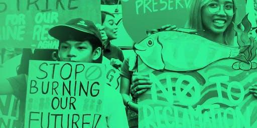 Global Climate Strike: Sign Making Workshop