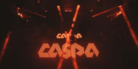 Caspa tickets