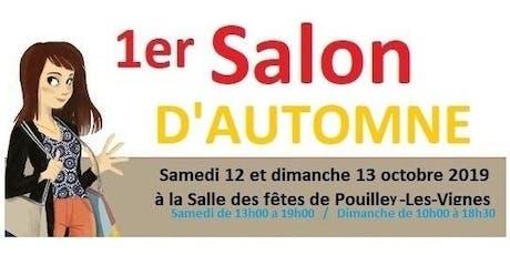 Salon d'Automne billets