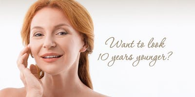 New You Aesthetic 10 Years Younger Event!