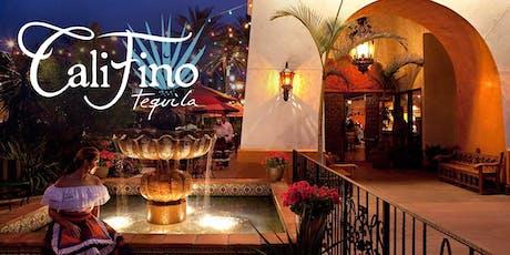 Casa De Bandini & CaliFino Tequila Dinner Pairing tickets