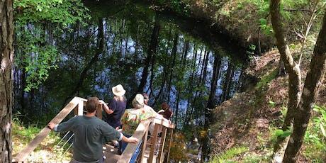 Saving Wakulla Springs Overland Tour tickets