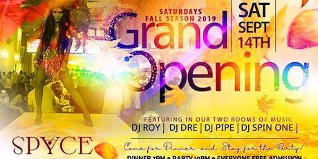 We Own Saturdays at Spyce Astoria tickets