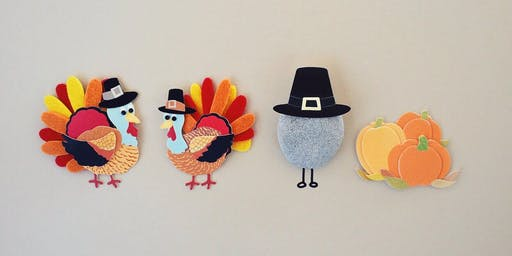 LED Thanksgiving Cards: It's Electric!
