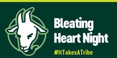 Bleating Heart Night for The Brewshed Alliance