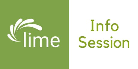 Lime Connect Information Sessions tickets