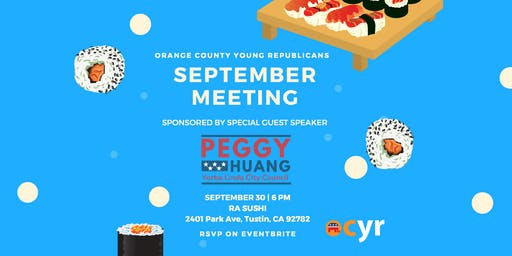 September General Meeting