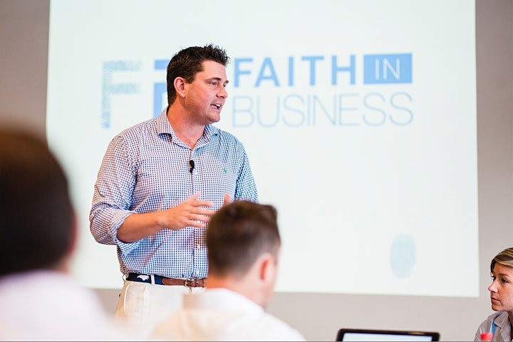 Raleigh Faith in Business | July 2021 image