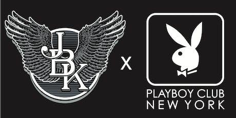 JBK Jordan Memorial Scholarship Takes Over The Playboy Club tickets