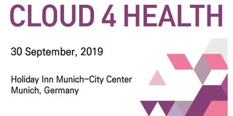 1st K-D-A-CH Cloud4Health Symposium Tickets