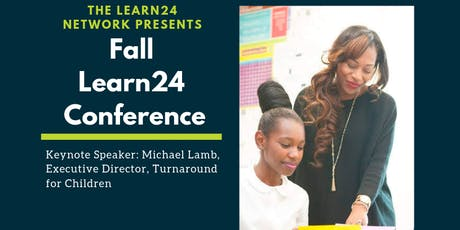 Fall Learn24 Conference tickets