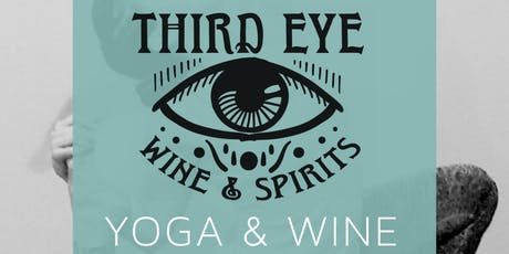 Yoga and Wine tickets
