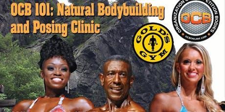 OCB Bodybuilding Clinic and Posing Workshop tickets