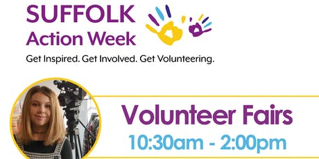 Ipswich Library Volunteer Fair tickets