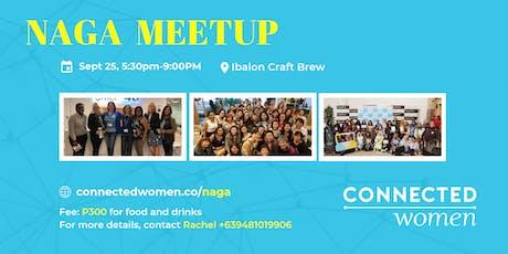 #ConnectedWomen Meetup - Naga (PH) - September 25 tickets