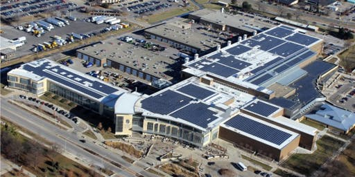 Rooftop Solar System & Renewable Energy @ Madison College