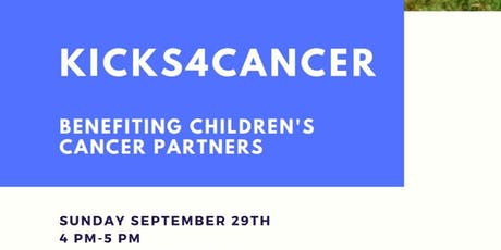 Kicks4Cancer tickets