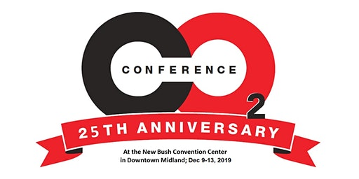 2019 CO2 Conference, Midland Texas December 9-13