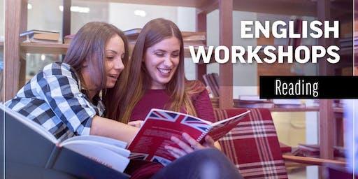 Workshop Reading September16th-September 21st