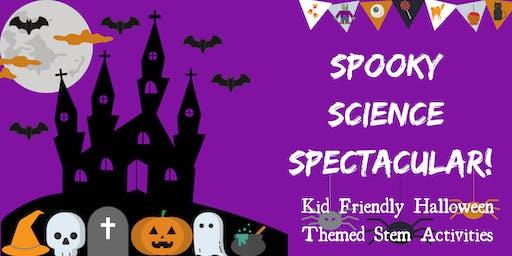 Spooky Science Spectacular!