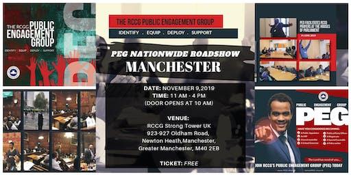 PEG UK Roadshow - Manchester