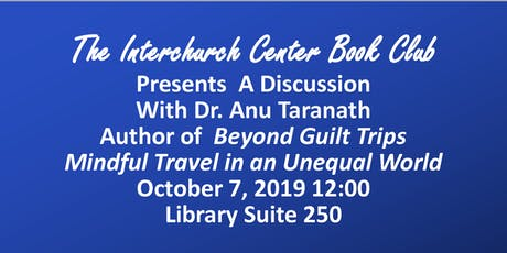 A Discussion With Dr. Anu Taranath tickets