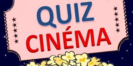 Ciné Quiz #2 billets