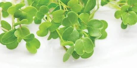 Grow Your Own - Microgreens and Sprouts Workshop tickets