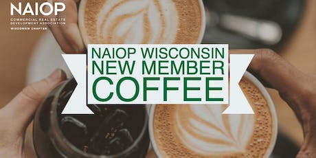 October New Member Coffee tickets