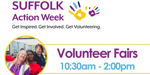 Woodbridge Library Volunteer Fair